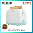 KHIND Bread Toaster BT808 - T-Pot @ Kota Kemuning