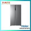 HAIER 569L Side-by-Side Inverter Refrigerator HSR3918FNPG - T-Pot @ Kota Kemuning
