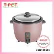 1.8L Rice Cooker - KSH188SPK - T-Pot @ Kota Kemuning