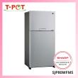 SHARP 720L 2-Door Refrigerator SJP80MFMS - T-Pot @ Kota Kemuning