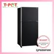 SHARP 610L 2-Door Inverter Refrigerator SJP60MFMK - T-Pot @ Kota Kemuning