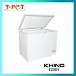 KHIND 320L Chest Freezer FZ301 - T-Pot @ Kota Kemuning