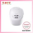 SHARP 1.8L Digital Rice Cooker KSE185WH - T-Pot @ Kota Kemuning