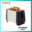 KHIND Bread Toaster BT802 - T-Pot @ Kota Kemuning