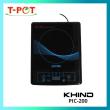 KHIND Portable Tabletop Induction Cooker PIC-200 - T-Pot @ Kota Kemuning