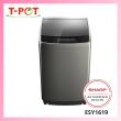 SHARP 16kg DD Inverter Washing Machine ESY1619 - T-Pot @ Kota Kemuning