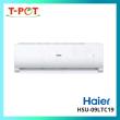 HAIER 1.0HP R32 Non-Inverter Series Air Conditioner HSU-09LTC19 - T-Pot @ Kota Kemuning