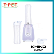 KHIND 0.6L Personal Blender BL600P - T-Pot @ Kota Kemuning