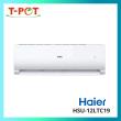 HAIER 1.5HP R32 Non-Inverter Series Air Conditioner HSU-12LTC19 - T-Pot @ Kota Kemuning