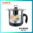 KHIND 1.2L Mini Multi Cooker MC12S - T-Pot @ Kota Kemuning