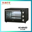 KHIND 23L Electric Oven OT23B - T-Pot @ Kota Kemuning