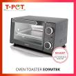 SHARP 9L Electric Oven Toaster EO9MTBK - T-Pot @ Kota Kemuning