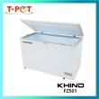 KHIND 420L Chest Freezer White FZ501 - T-Pot @ Kota Kemuning