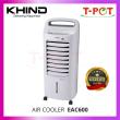 KHIND EVAPORATIVE AIR COOLER EAC600 - T-Pot @ Kota Kemuning