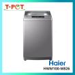 HAIER 10kg Top Load Washing Machine HWM100-M826 - T-Pot @ Kota Kemuning