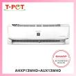 SHARP 1.5HP AIoT Inverter Plamacluster Air Conditioner AHXP13WHD - T-Pot @ Kota Kemuning
