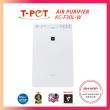 SHARP Humidifying Air Purifier KCF30LW - T-Pot @ Kota Kemuning