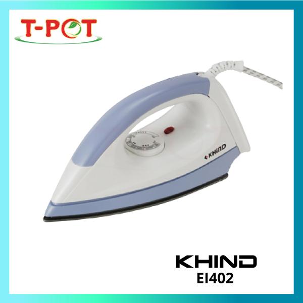 KHIND Electric Iron EI402 - T-Pot @ Kota Kemuning