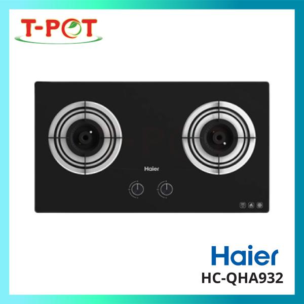 HAIER Gas Hob HC-QHA932 - T-Pot @ Kota Kemuning