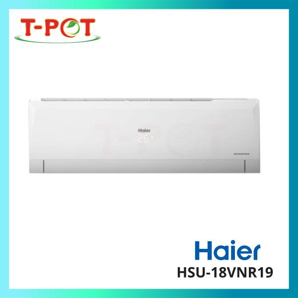 HAIER 2.0HP R32 Inverter Series Air Conditioner HSU-18VNR19 - T-Pot @ Kota Kemuning