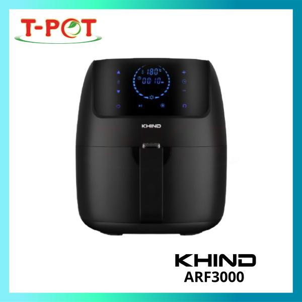 KHIND 3L Air Fryer ARF3000 - T-Pot @ Kota Kemuning