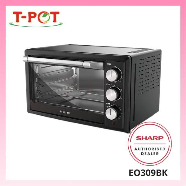 SHARP 30L Electric Oven EO309BK - T-Pot @ Kota Kemuning