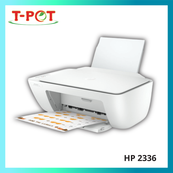 HP DeskJet Ink Advantage All-In-One Printer 2336 - T-Pot @ Kota Kemuning