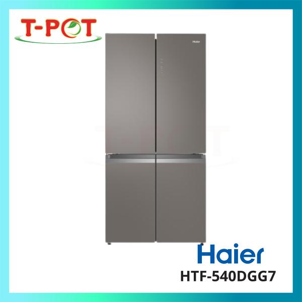 HAIER 540L 4-Door Inverter Refrigerator HTF-540DGG7 - T-Pot @ Kota Kemuning