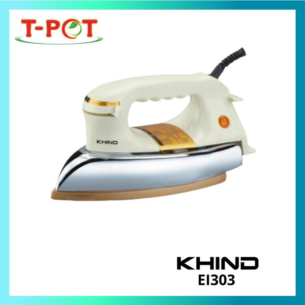 KHIND Electric Dry Iron EI303 - T-Pot @ Kota Kemuning