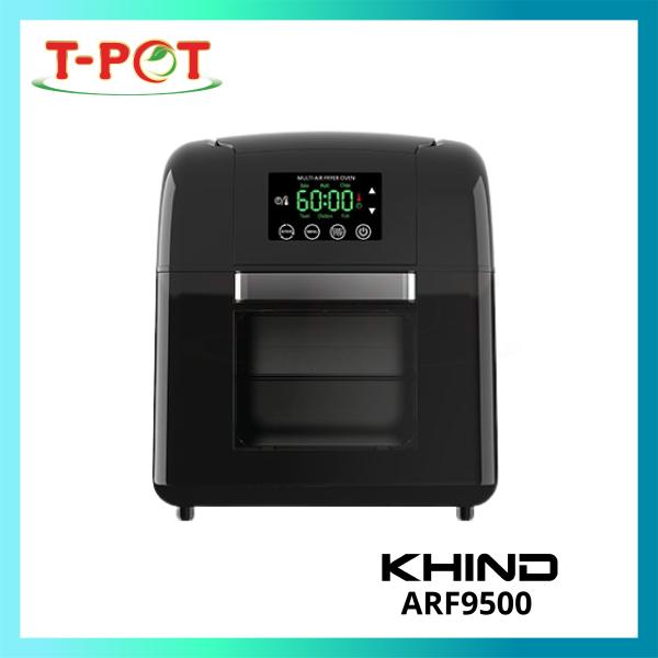 KHIND 9.5L Multi Air Fryer Oven ARF9500 - T-Pot @ Kota Kemuning