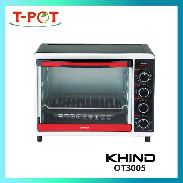 KHIND 30L Electric Oven OT3005 - T-Pot @ Kota Kemuning