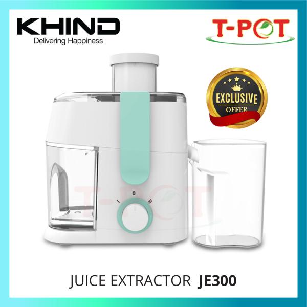 KHIND Juice Extractor JE300 - T-Pot @ Kota Kemuning