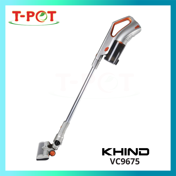 KHIND Vacuum Cleaner VC9675 - T-Pot @ Kota Kemuning