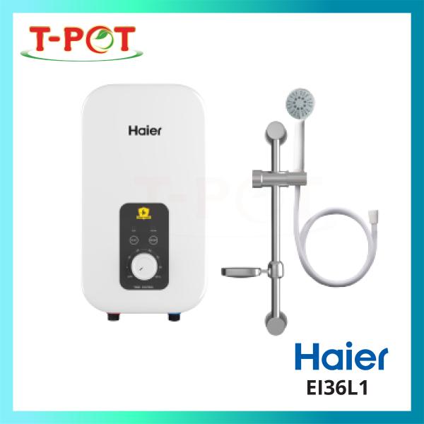 HAIER Water Heater EI36L1 - T-Pot @ Kota Kemuning
