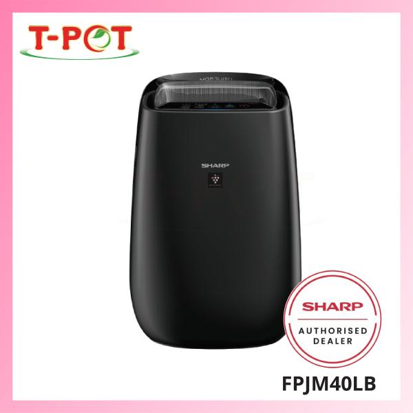 SHARP 30m² Air Purifier with Mosquito Catcher FPJM40LB - T-Pot @ Kota Kemuning