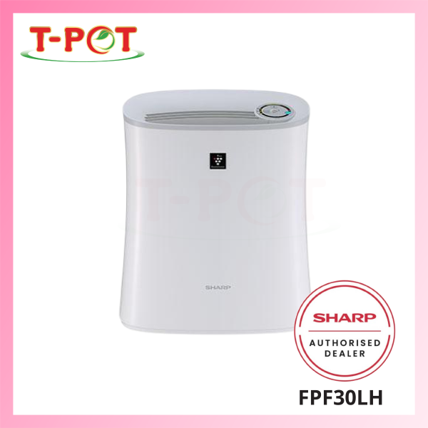 SHARP 21m² Plasmacluster Air Purifier FPF30LH - T-Pot @ Kota Kemuning