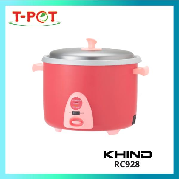 KHIND 2.8L Rice Cooker RC928 - T-Pot @ Kota Kemuning