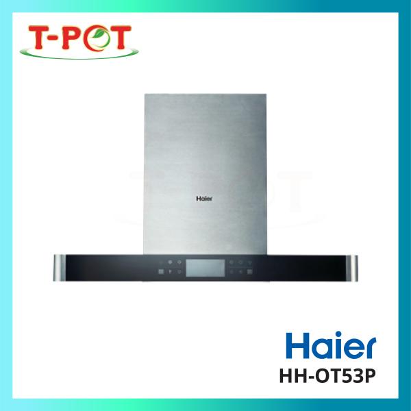 HAIER Cooker Hood HH-OT53P - T-Pot @ Kota Kemuning