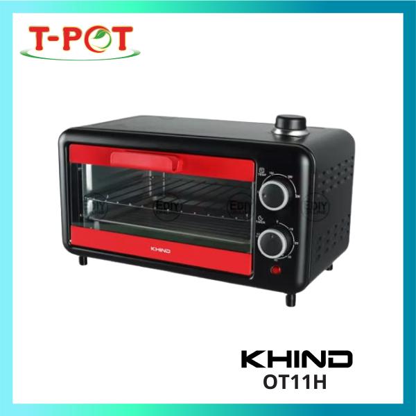 KHIND 11L Oven With Steam Function OT11H - T-Pot @ Kota Kemuning