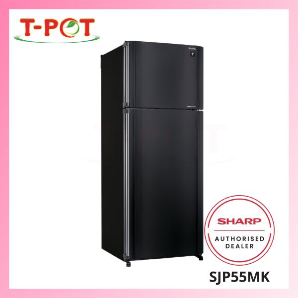 SHARP 550L 2-Door Inverter Refrigerator SJP55MK - T-Pot @ Kota Kemuning