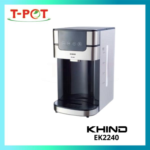 KHIND 4L Instant Boil Water Dispenser EK2240 - T-Pot @ Kota Kemuning