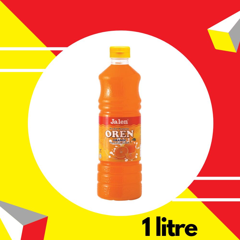 Jalen Kordial Oren 1 Liter