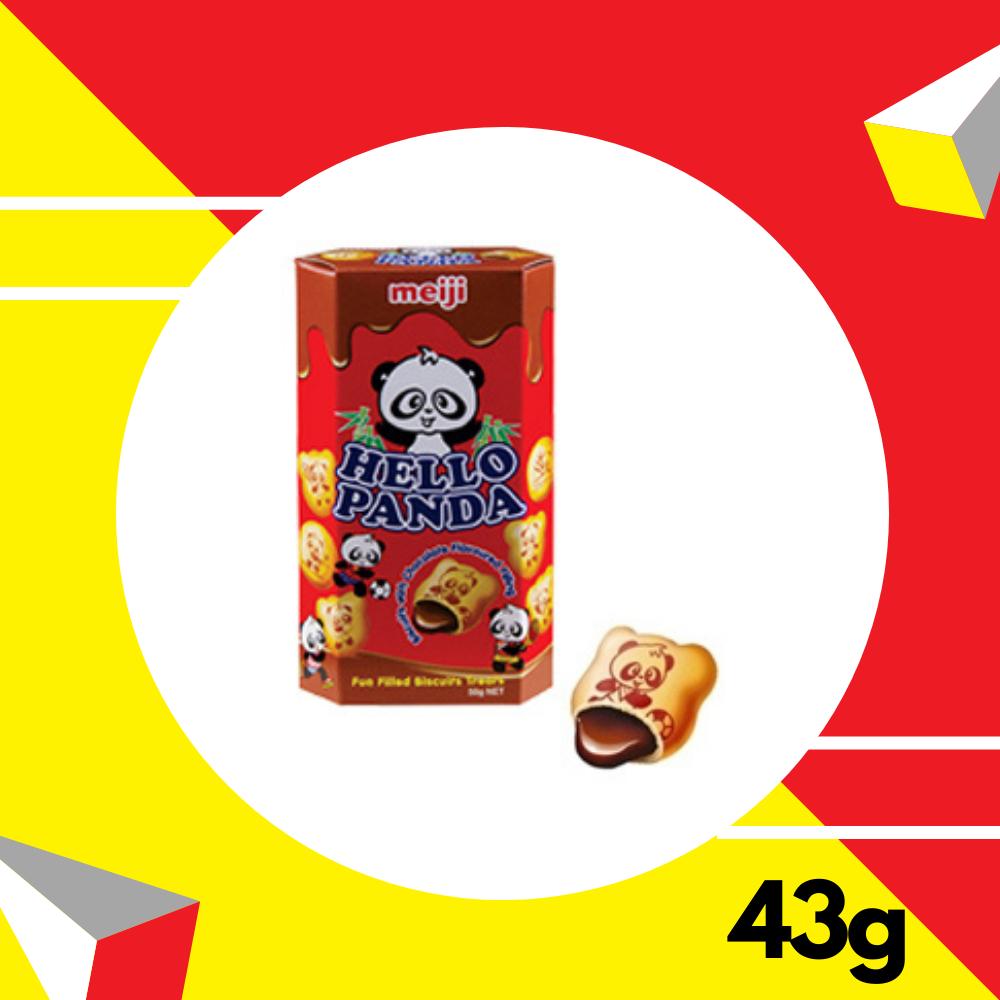 Meiji Hello Panda Chocolate 43gm
