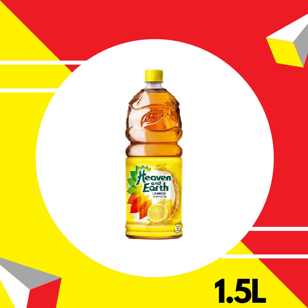 Heaven and Earth Ice Lemon Tea 1.5L