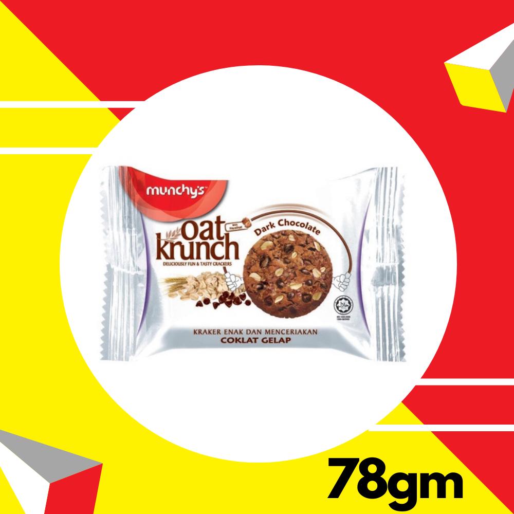 Oat Krunch Dark Chocolate 78g