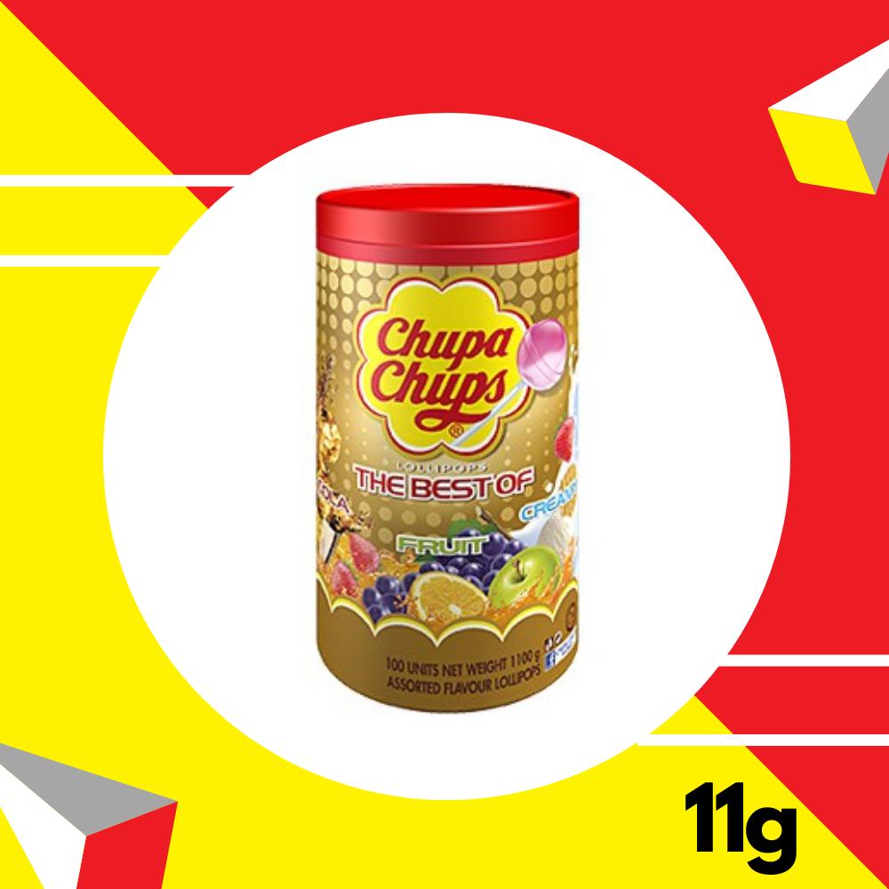 Chupa Chups Fruit 11gm