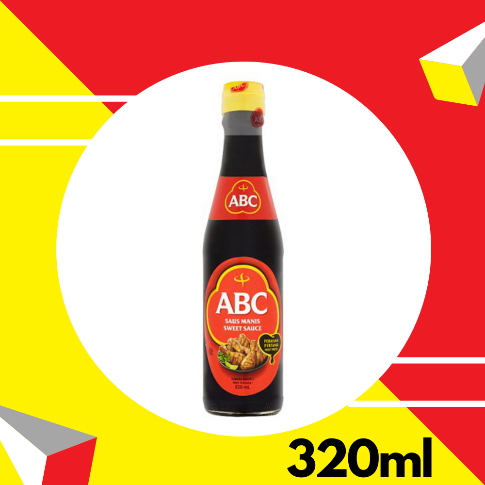 ABC Saus Manis (Sweet Sauce) 320ml