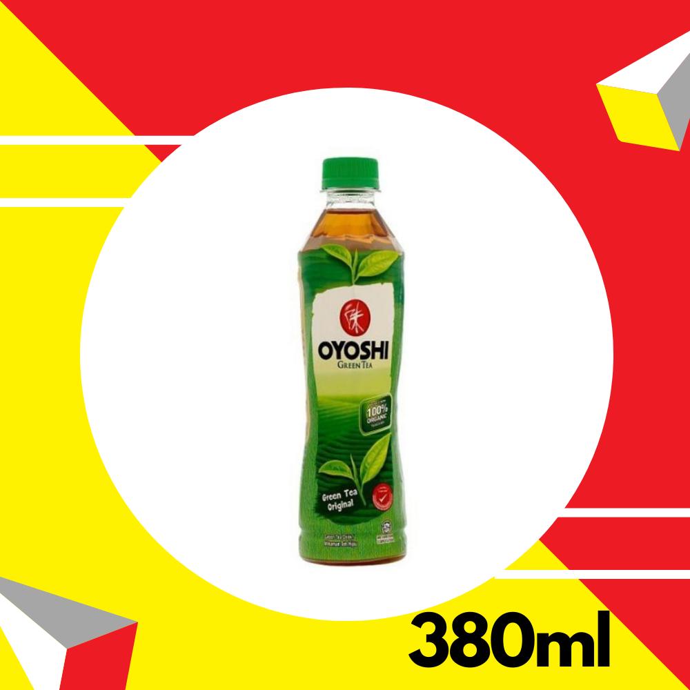 Oyoshi Green Tea Original Pet 380ml