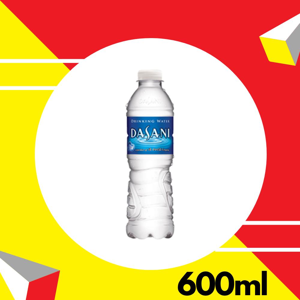 Dasani Drinking - PET 600ml (Printed Shrink)