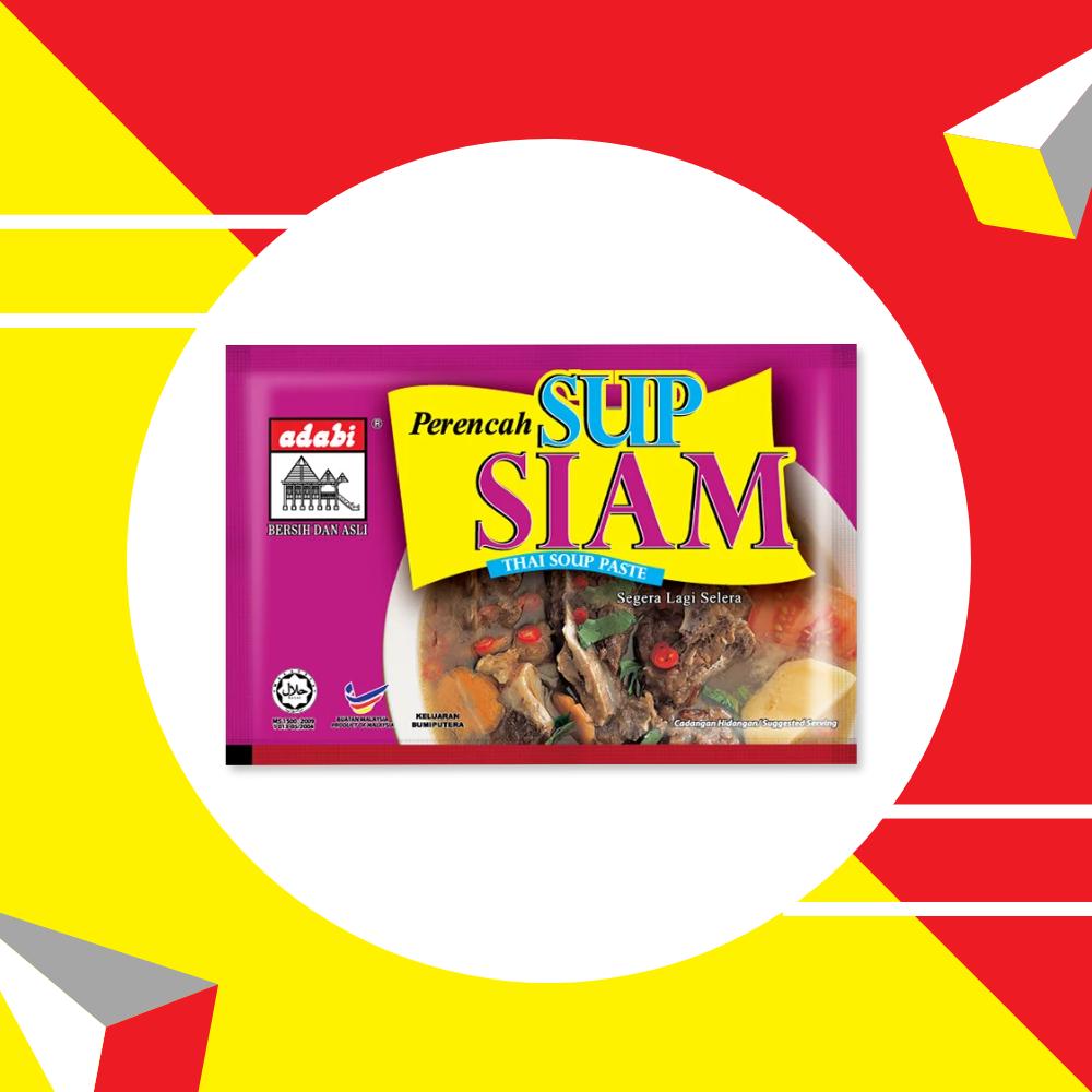 Adabi Perencah Sup Siam 40gm